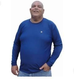 Camisa Térmica de Proteção Solar Uv 50+ Tamanhos XG!!