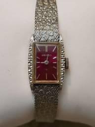 Relógio Seiko Japan a corda década 70
