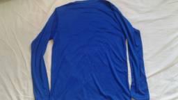 Blusa UV Azul Gat Over