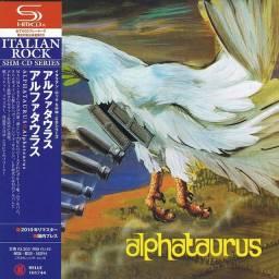 Alphataurus - Alphataurus - CD, Album, Reissue, Remastered, Stereo, Paper Sleeve, SHM-CD