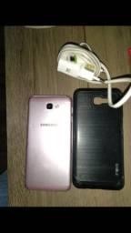 Samsung Galaxy j5 prime rose