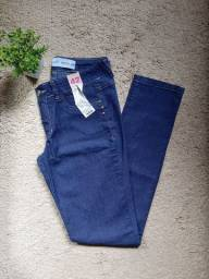 Calça jeans 42, nova