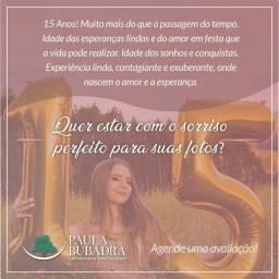Festa de 15 anos Paula Bubadra Odontologia Especializada