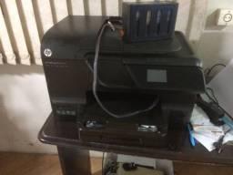 Impressora hp office 8600 Cabeça de impressão com defeito