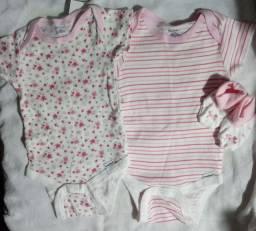 Bodys 3-6 meses
