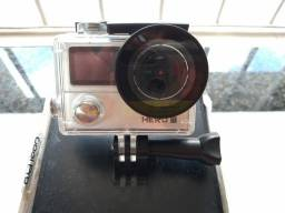 Camera GOAL pro herro 3 (pouco usada)