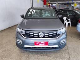 Volkswagen T-cross 1.4 250 tsi total flex highline automático