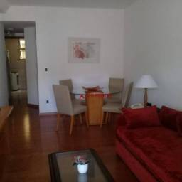 Apartamento com 1 dormitório para alugar, 52 m² por R$ 2.000,00/mês - Ipanema - Rio de Jan