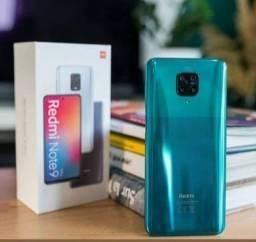 Celular Xiaomi Redmi note 9 Pro 128 GB e 6 GB de RAM