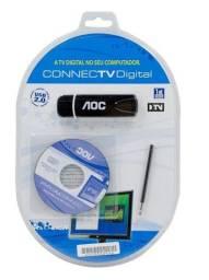 RECEPTOR TV DIGITAL USB AOC CONNECTV DIGITAL
