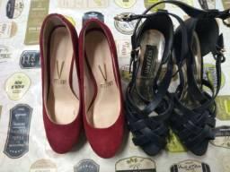 Sapatos da vizzano
