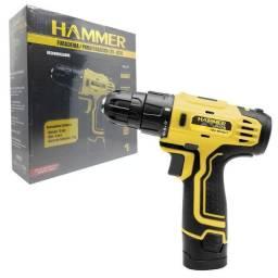 Parafusadeira/Furadeira Bivolt 12v Hammer