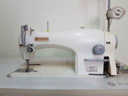 Máquina Reta Industrial de alta velocidade Singer 195D-20