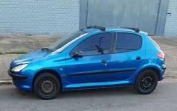 Repasse Peugeot 206 completo 2003