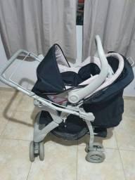Vende-se carrinho com bebê conforto.Leia o Anúncio