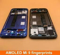 Display Amoled Mi 9 com Digital