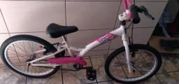 Bicicleta aro 20 infantil td ok USADA