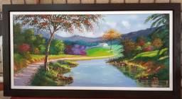 Promoção quadro 1.30x70 cm