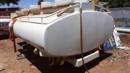 Tanque metálico 7mil litros