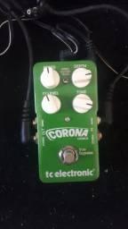 Pedal Corona Chorus (TC Eletronic)