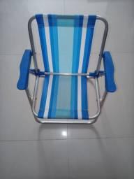 Cadeira de praia infantil - MOR
