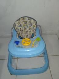 Andador toy azul