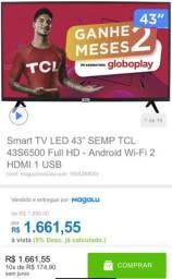 Smart Tv Led 43 Semp TCL