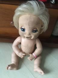 Sucata de bonecas