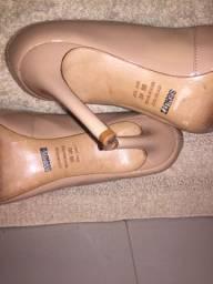Sapato scarpin nude da Schutz