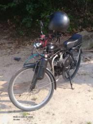 50cc Bike customizada motor 4t