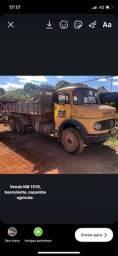 Caminhão MB 1519