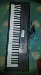 Teclado Casio Key Lughting system LK-160