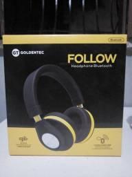 Headphone Bluetooth Goldentec