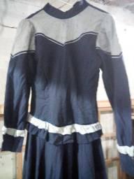 Vestido de prenda adulto M
