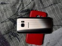Troco Samsung Galaxy s7 32GB 4 memória RAM biometria NFC