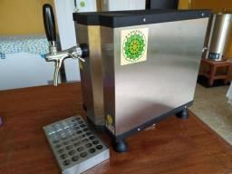 Chopeira elétrica inox tsi 30 litros