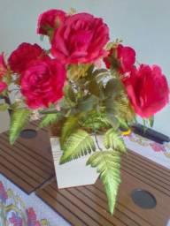 Arranjo flores luxuoso.....novo