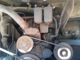 Motor e caixa de O-400 mercedes