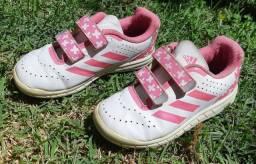 Tênis adidas Infantil n 25