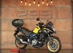 Suzuki DL 650 XT V-Strom | 2020 Aspecto de 0Km com Apenas 6.978Kms