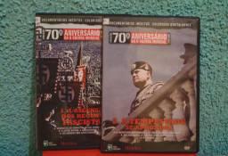 DVD Edição aniversário da II guerra mundial