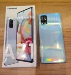 Samsung A71 + extras