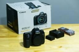 Câmera Canon 6Dm em perfeito estado