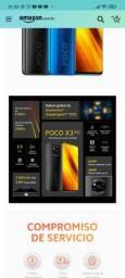 Poco x3 NFC 6 RAM 128GB