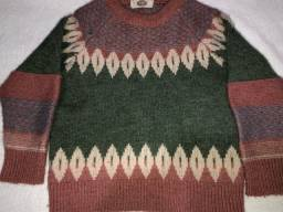 Título do anúncio: Blusa de lã menina 4/5 anos Importada