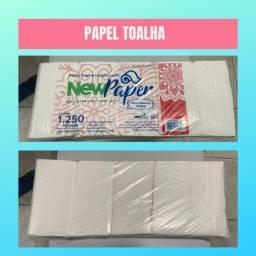 Papel Interfolhado New Paper 1250 Folhas