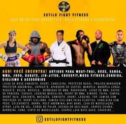 Artigos para muaythai, ,boxe, jiu-jitsu, judô, karatê, MMA