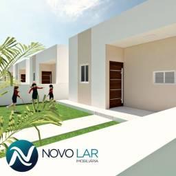 Casa na planta  de 2 ou 3 quartos  com possibilidade de 100% de financiamento
