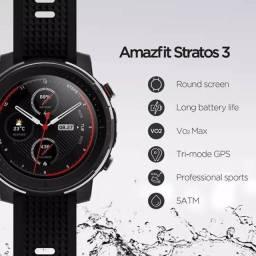 Amazfit Stratos 3 - Smartwatch - Relógio inteligente