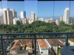 Apartamento à venda com 3 dormitórios em Marapé, Santos cod:157287